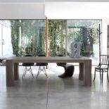 Brooklyn Solid Oak Dining Table